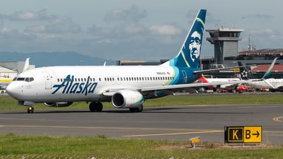 A picture of N564AS - Boeing 737890 - Alaska Airlines - © Alfredo La Red