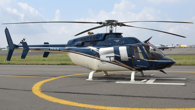 ZS-HJA - Bell 407 - Capital Air