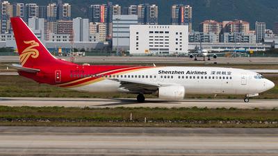 B-5078 - Boeing 737-8Q8 - Shenzhen Airlines
