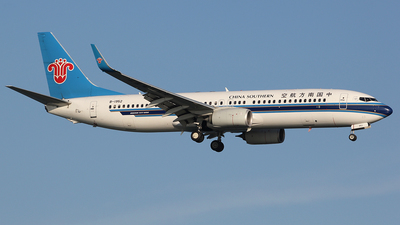B-1952 - Boeing 737-81B - China Southern Airlines