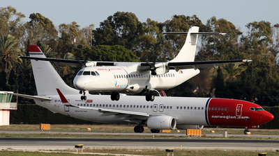 EC-KGI - ATR 72-212A(500) - Iberia Regional (Air Nostrum)