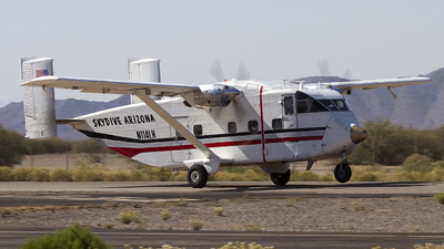 N114LH - Short SC-7 Skyvan - Private