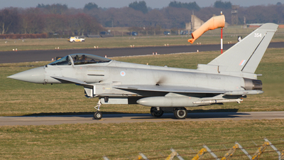 ZK354 - Eurofighter Typhoon FGR.4 - United Kingdom - Royal Air Force (RAF)