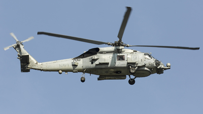 167017 - Sikorsky MH-60R Seahawk - United States - US Navy (USN)