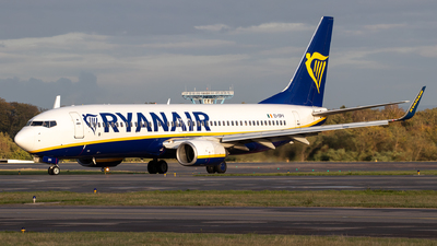 A picture of EIDPV - Boeing 7378AS - Ryanair - © Julian S.