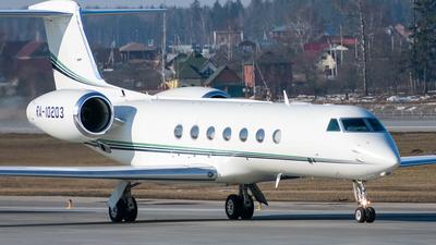 RA-10203 - Gulfstream G550 - Jet Air Group