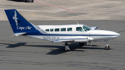 N762EA - Cessna 402C - Cape Air