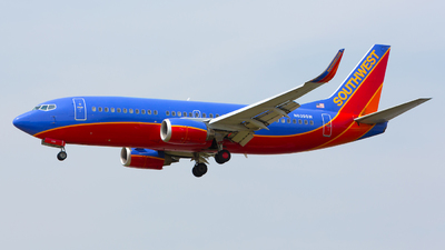 N639SW - Boeing 737-3H4 - Southwest Airlines