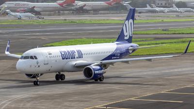 VT-GOR - Airbus A320-214 - Go Air