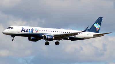 PR-AXU - Embraer 190-200IGW - Azul Linhas Aéreas Brasileiras