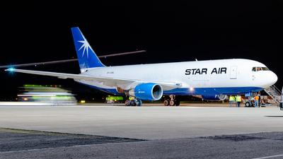 A picture of OYSRG - Boeing 767219(BDSF) - Star Air - © Fabrizio Spicuglia