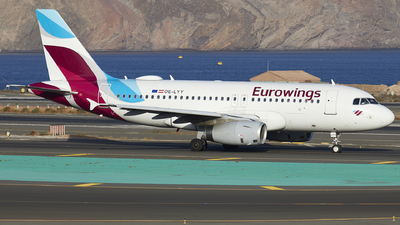 A picture of OELYY - Airbus A319132 - Eurowings - © Manolo Aldana
