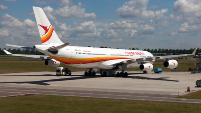PZ-TCR - Airbus A340-313 - Surinam Airways