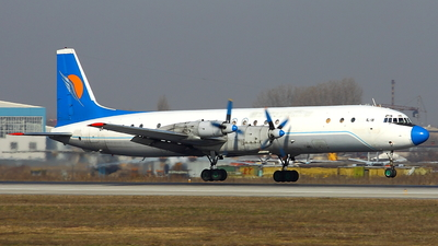 UP-I1804 - Ilyushin IL-18Gr - Mega Airlines