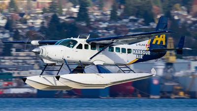 C-FLHA - Cessna 208B Grand Caravan - Harbour Air