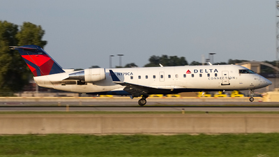 N779CA - Bombardier CRJ-100ER - Delta Connection (SkyWest Airlines)