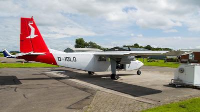 D-IOLO - Britten-Norman BN-2 Islander - OFD - Ostfriesischer Flugdienst