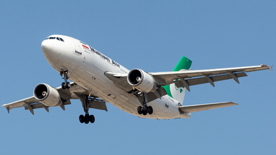 A picture of EPMED - Airbus A310324 - Mahan Air - © Mohammad Rozve