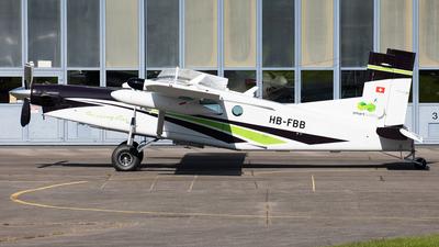HB-FBB - Pilatus PC-6/B2-H4 Turbo Porter - Smart Aviation [Indonesia]