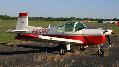 N9538V - Mooney M10 - Private