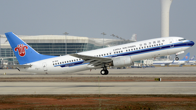 B-5113 - Boeing 737-81B - China Southern Airlines
