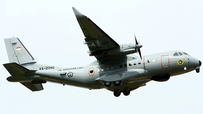 AX-2346 - Airbus CN235 MPA - Indonesia - Naval Air Arm