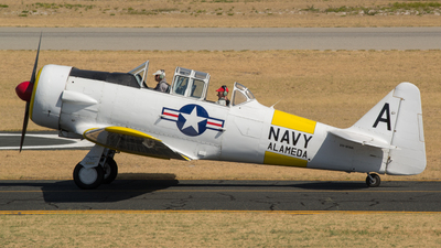 VH-WWA - North American AT-6 Texan - Private