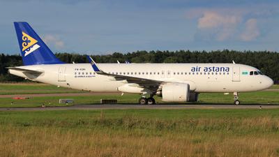 P4-KBH - Airbus A320-271N - Air Astana