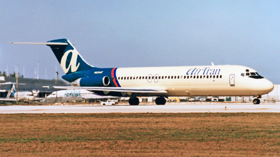 N834AT - McDonnell Douglas DC-9-32 - airTran Airways