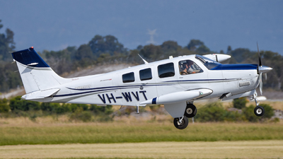 VH-WVT - Beechcraft 36 Bonanza - Private