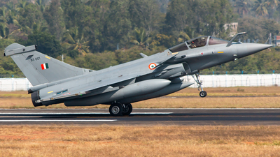 BS001 - Dassault Rafale EH - India - Air Force
