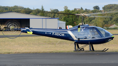 F-HDCM - Enstrom 280FX Shark - Private