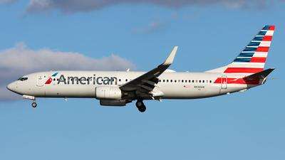 N930AN - Boeing 737-823 - American Airlines