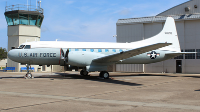 55-0295 - Convair C-131B Samaritan - United States - US Air Force (USAF)