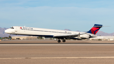 N959DN - McDonnell Douglas MD-90-30 - Delta Air Lines
