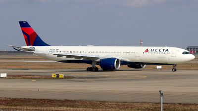 A picture of N403DX - Airbus A330941 - Delta Air Lines - © Eric Page Lu