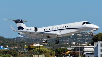 LX-TRO - Embraer ERJ-135BJ Legacy 650 - Arab Wings