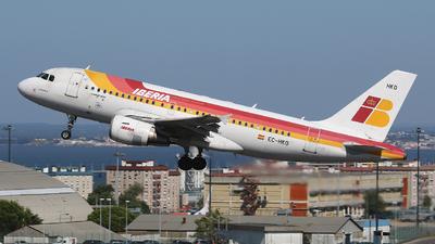 EC-HKO - Airbus A319-111 - Iberia