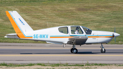 SE-MKV - Socata TB-9 Tampico Club - Skies Airline Training
