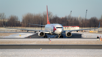 C-GTVF - Boeing 737-8FH - Sunwing Airlines