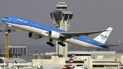 A picture of PHBVB - Boeing 777306(ER) - KLM - © Andrew Seong