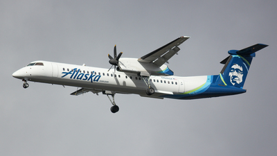 N426QX - Bombardier Dash 8-Q402 - Alaska Airlines (Horizon Air)