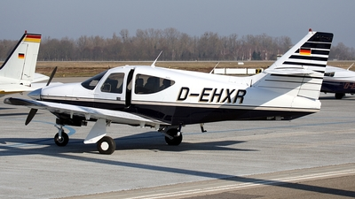 D-EHXR - Rockwell Commander 112A - Private