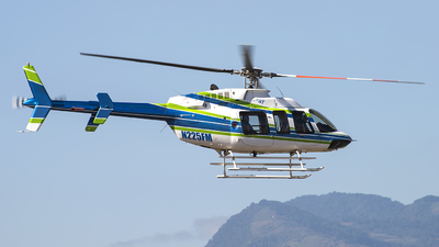 N225FM - Bell 407 - Private
