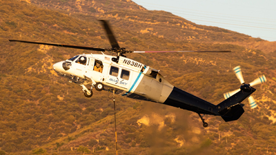 N83BH - Sikorsky EH-60A Quick Fix - Blue Sky Helicopters