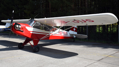 HB-OUS - Piper L-4H Cub - Private