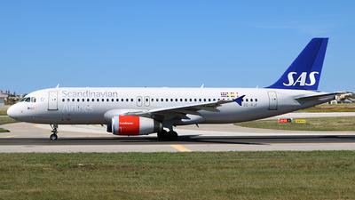 SE-RJF - Airbus A320-232 - Scandinavian Airlines (SAS)