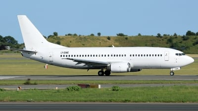 LY-EWE - Boeing 737-33R - GetJet Airlines
