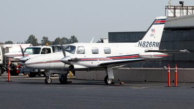 N826RM - Piper PA-31T1 Cheyenne I - Private