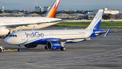 VT-IJV - Airbus A320-271N - IndiGo Airlines